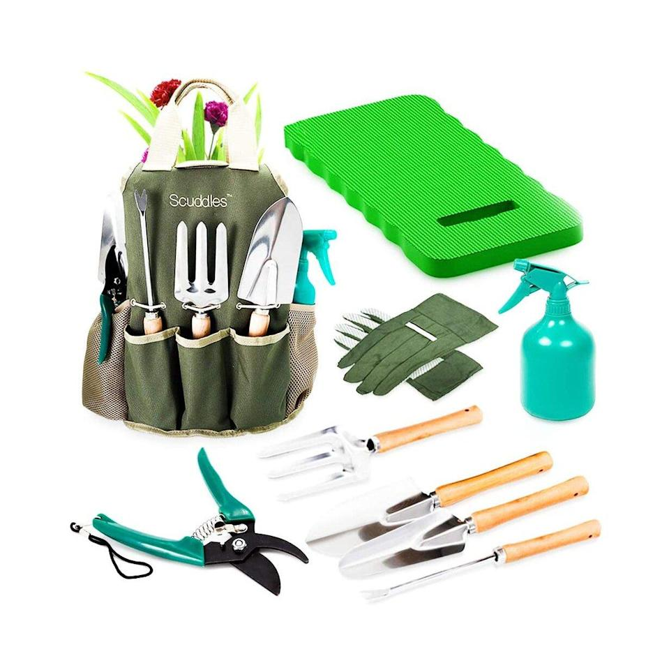 Scuddles Garden Tools Set , best gifts for father's day