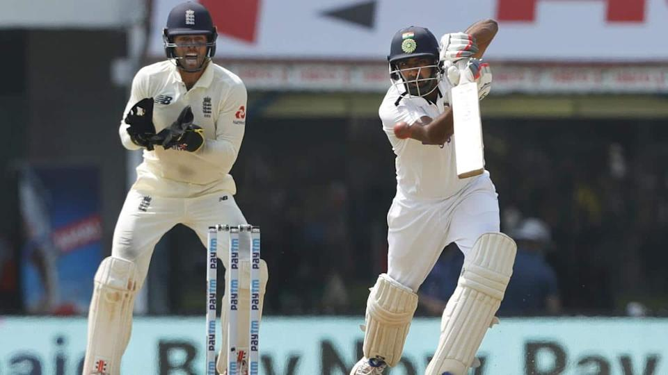 India vs England: Ton-up Ashwin helps India set 482-run target