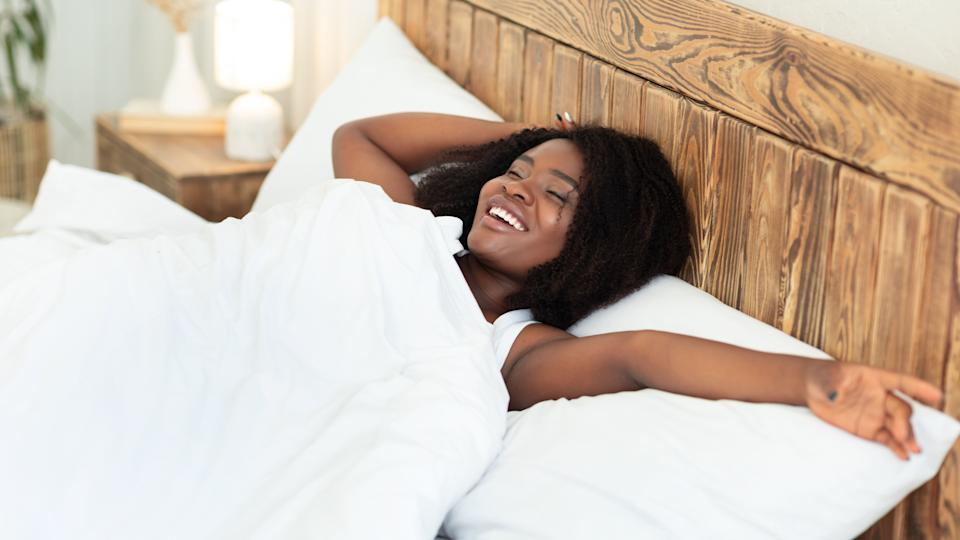 """Don't hit """"snooze"""" on these Black Friday mattress deals. (Photo: Prostock-Studio via Getty Images)"""