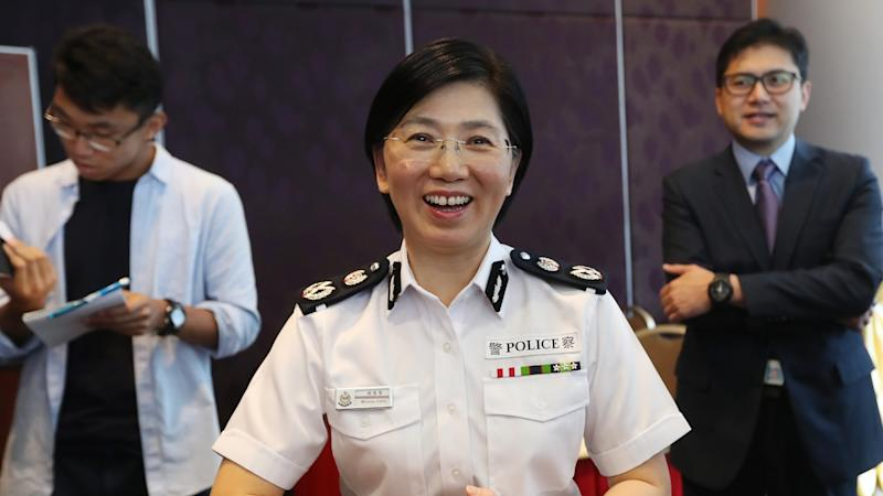 Highest-ranking woman in Hong Kong police's history, Winnie Chiu, to head up government watchdog