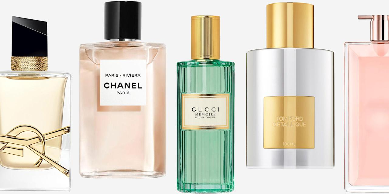 <p>If you buy a new perfume and don't post an artfully composed Instagram shelfie about it—did you even buy a new perfume? This fall, take your Instagram feed and beauty routine to the next level with one of these new fragrances from Tom Ford, Gucci, Chanel, and more. Whether you like something spicy and bold or lightweight and floral, these are the new scents you'll be smelling everywhere for the rest of the year. </p>