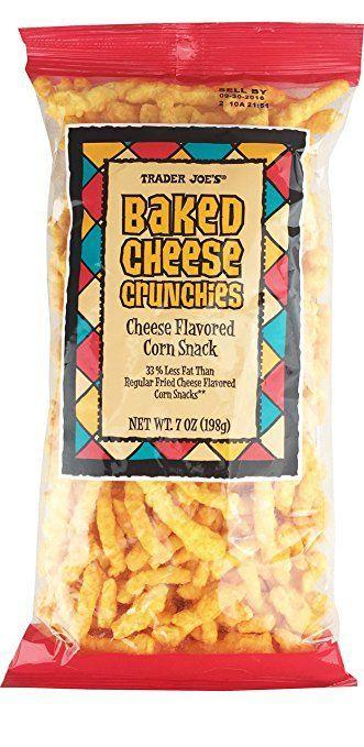 <p>For the people in the back: 33% LESS FAT THAN REGULAR FRIED CHEESE FLAVORED CORN SNACKS.</p>
