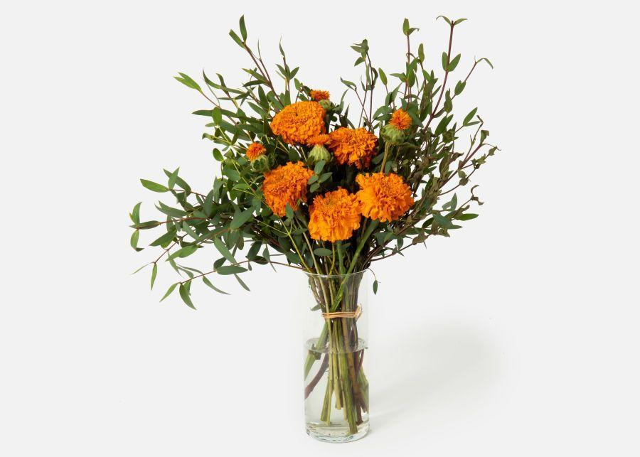 """<p>urbanstems.com</p><p><strong>$58.00</strong></p><p><a href=""""https://go.redirectingat.com?id=74968X1596630&url=https%3A%2F%2Furbanstems.com%2Fproducts%2Fflowers%2Fthe-torana%2FFLRL-B-00139.html&sref=https%3A%2F%2Fwww.housebeautiful.com%2Fentertaining%2Fholidays-celebrations%2Fg22701307%2Fthanksgiving-gifts%2F"""" rel=""""nofollow noopener"""" target=""""_blank"""" data-ylk=""""slk:BUY NOW"""" class=""""link rapid-noclick-resp"""">BUY NOW</a></p><p>Speaking of flowers, if you'd like to send flowers to a loved one this Thanksgiving, an autumnal orange color scheme is always a good idea. </p>"""
