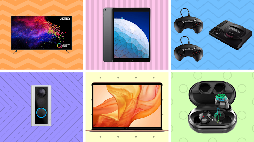 The best extended tech sales after 4th of July weekend are right here! (Photo: Yahoo Life)