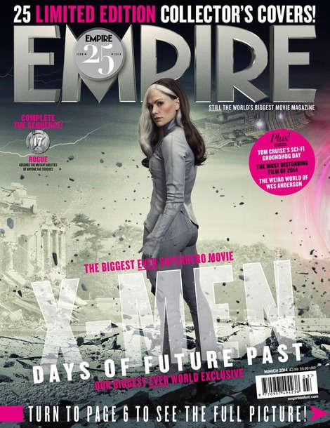 Anna Paquin gets an Empire Magazine cover.