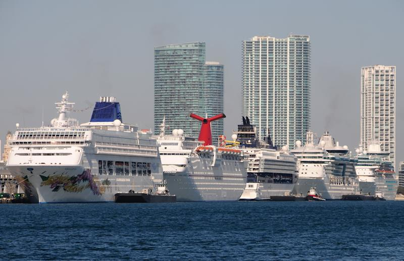 Carnival posts onboard cruise crime data