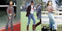 <p>At this point, most of us accept that jeans never really go out of style. But this staple in everyone's wardrobe has certainly evolved since denim first came into fashion. Want proof? Here, we take a look at the past six decades of denim.</p>