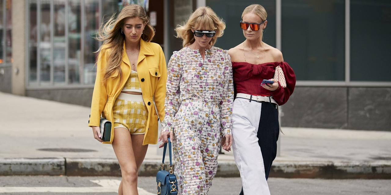 <p>All of the style inspiration you need from New York Fashion Week AW19</p>
