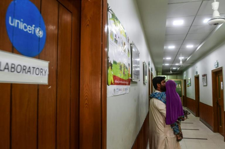 At least 50 children have died since the HIV crisis was uncovered in 2019 in Pakistan's southern Sindh province