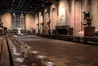 """<p>This year marks the 20th anniversary of Harry Potter. Not the films, of course, but the books. To celebrate the very special occasion, <a rel=""""nofollow noopener"""" href=""""http://www.lib-rary.com/"""" target=""""_blank"""" data-ylk=""""slk:The Library"""" class=""""link rapid-noclick-resp"""">The Library</a> – a private members' club based in Covent Garden – is offering fans the chance to take part in a seven-course dinner inspired by the famous series. Think butter beer, edible Hogwart's letters and many more. Runs every Friday night in August and September.<br><i>[Photo: Instagram/wbtourlondon]</i> </p>"""