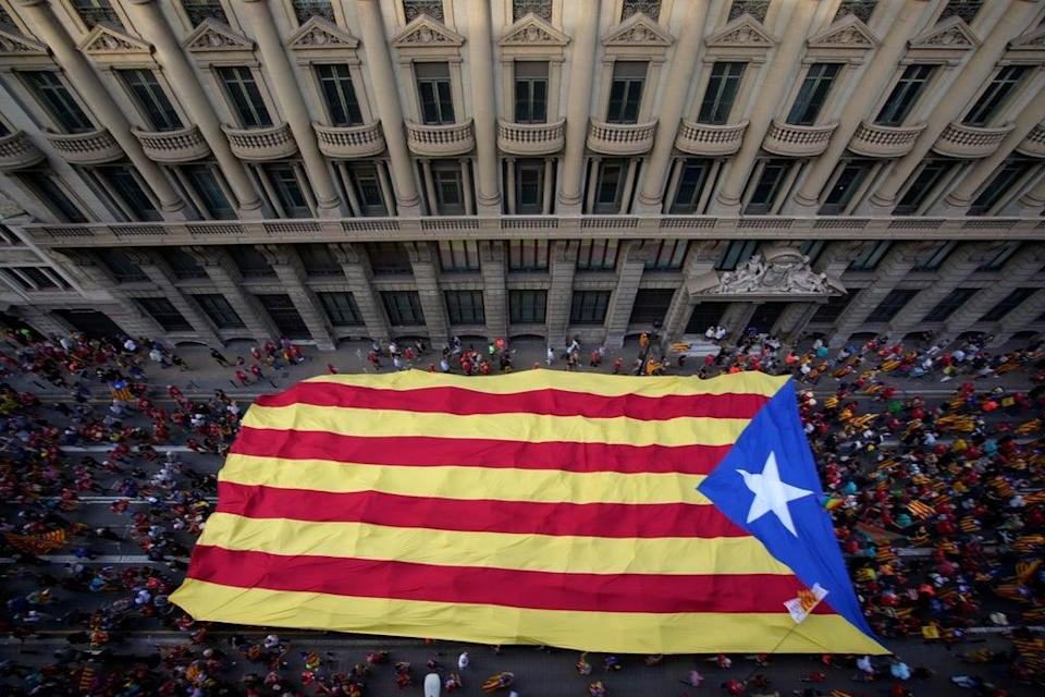 Spain Catalonia (Copyright 2021 The Associated Press. All rights reserved)