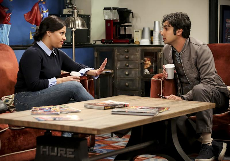 The Big Bang Theory Season 12, Episode 11 Recap: Can We Talk About Raj and Anu's Breakup?