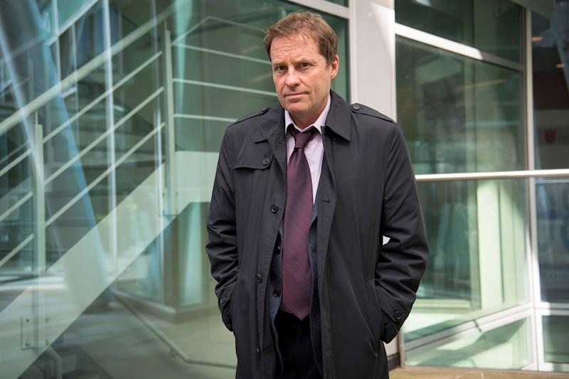 Stepping down: Ardal O'Hanlon was DI Jack Mooney and will be leaving the show (BBC/Red Planet Pictures/Steffan Hill)