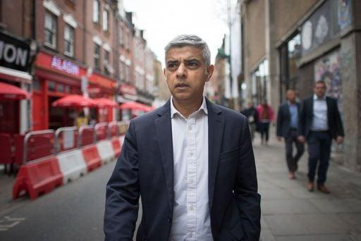 <p>Sadiq Khan, who was first elected in 2016, is running for a second term as mayor of London</p> (PA)