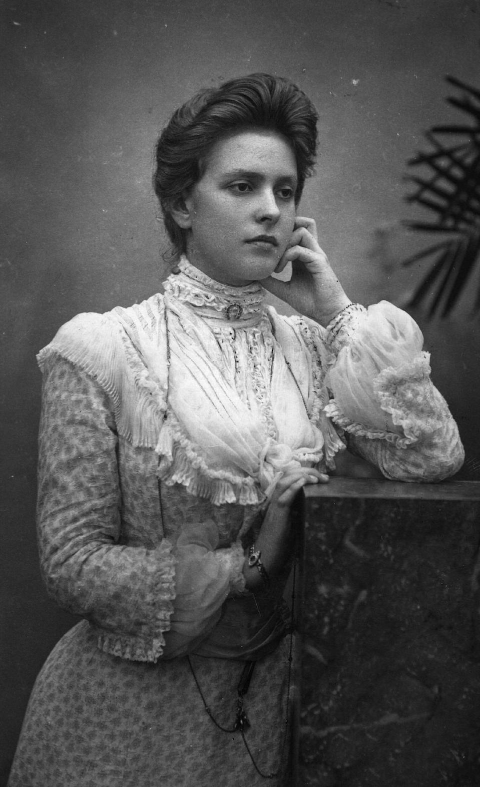 Princess Alice of Battenberg was a great grand-daughter of Queen Victoria. (Getty Images)