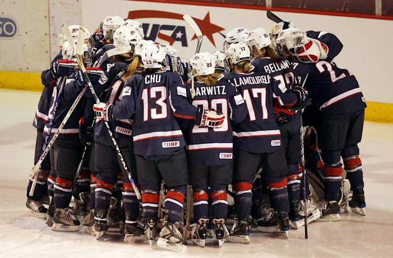 USA Hockey Has Given the Women's National Team Until Today to End Their Pay-Negotiations Boycott