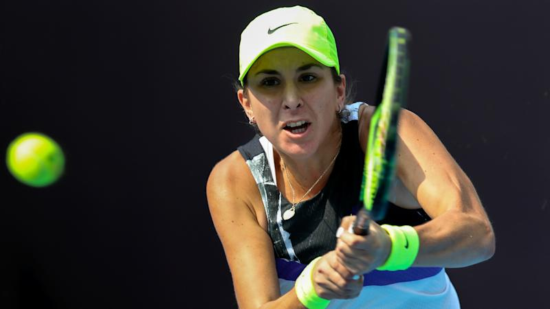 Bencic wins Kremlin Cup after sealing WTA Finals slot
