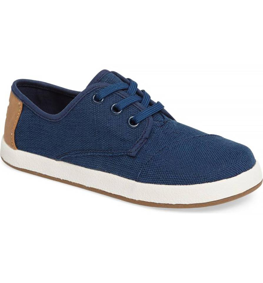"<p><strong>Shop It!</strong> TOMS Paseo Sneaker ($19.50 to $22), <a rel=""nofollow"">nordstrom.com</a></p>"