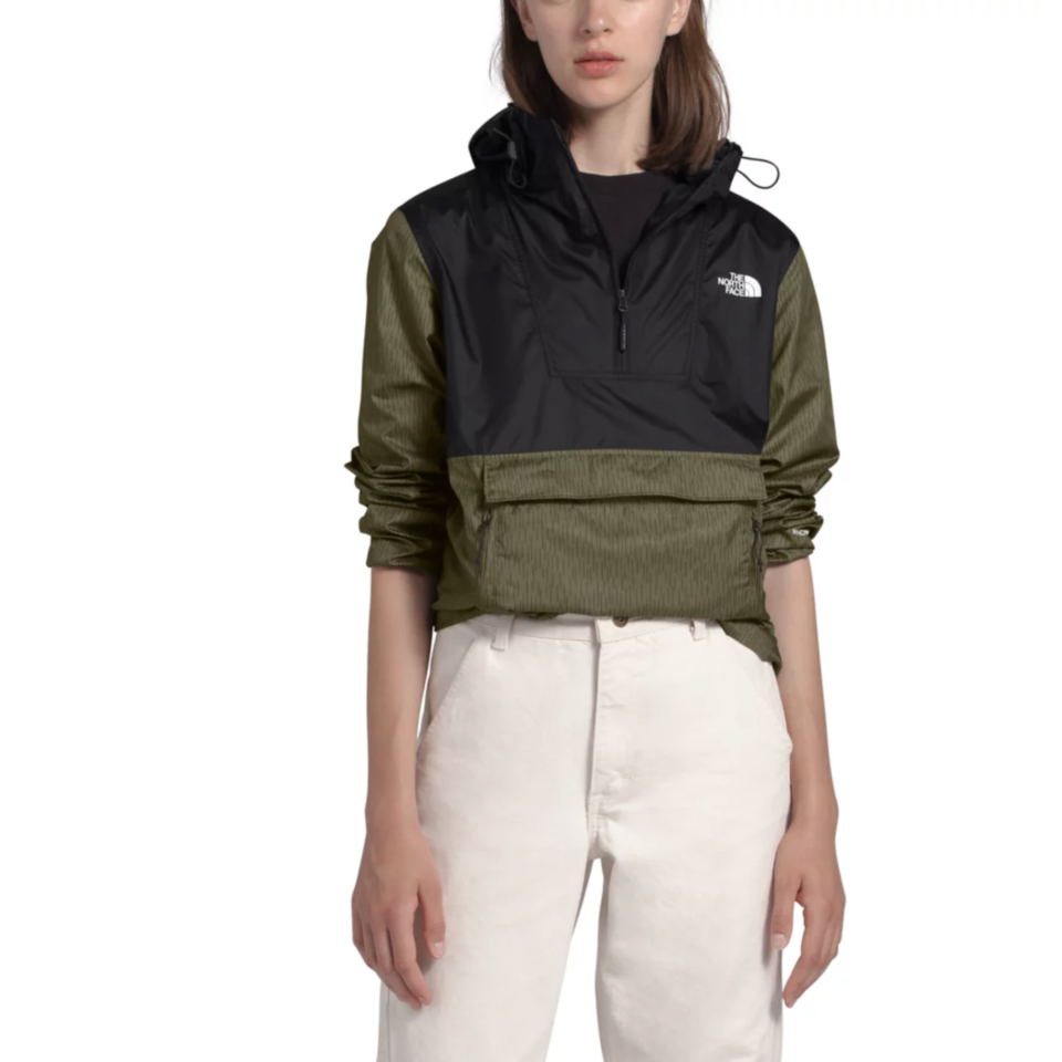 Anorak or fanny pack? (Photo: The North Face)
