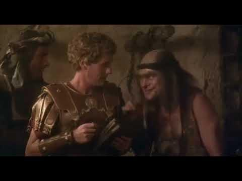 """<p>Monty Python takes on Christ with this story of Brian of Nazareth, a man who was born on the same night as Jesus—just in the stable next door—and spends his entire life being mistaken for the messiah.</p><p><a class=""""link rapid-noclick-resp"""" href=""""https://www.netflix.com/watch/699257?source=35"""" rel=""""nofollow noopener"""" target=""""_blank"""" data-ylk=""""slk:Watch Now"""">Watch Now</a></p><p><a href=""""https://www.youtube.com/watch?v=IEh1HFFfuMo"""" rel=""""nofollow noopener"""" target=""""_blank"""" data-ylk=""""slk:See the original post on Youtube"""" class=""""link rapid-noclick-resp"""">See the original post on Youtube</a></p>"""