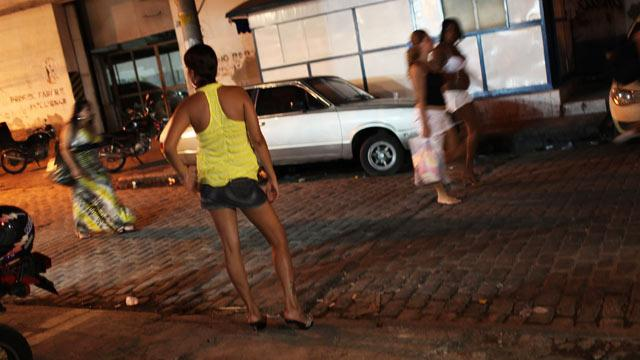 Brazilian Prostitutes Seek English Tutors