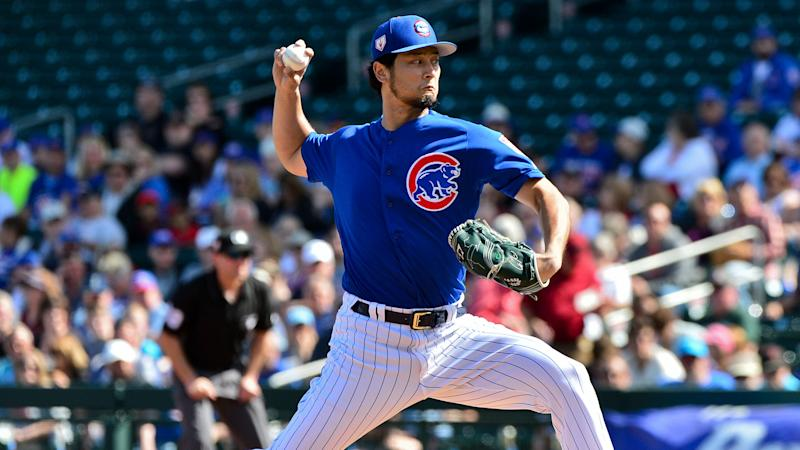 Cubs keeping Yu Darvish's return to the mound in perspective