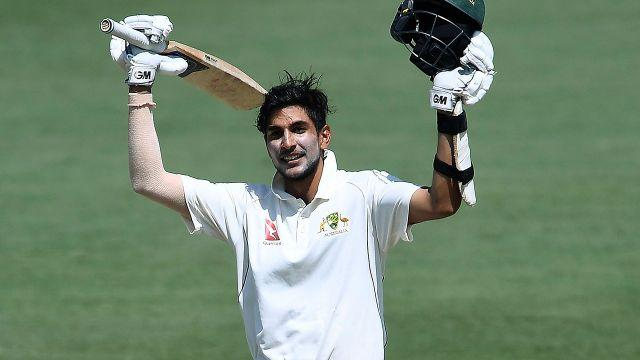 What a knock from Sangha. Image: Getty