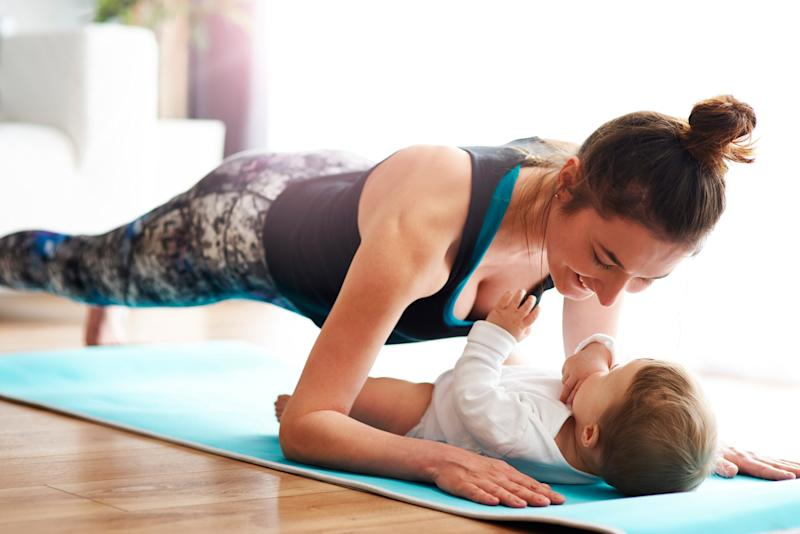 7 Postpartum Fitness Myths Experts Want You to Stop Believing