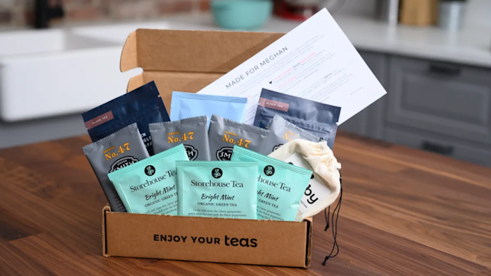 Gifts for teachers: Sips by tea subscription box