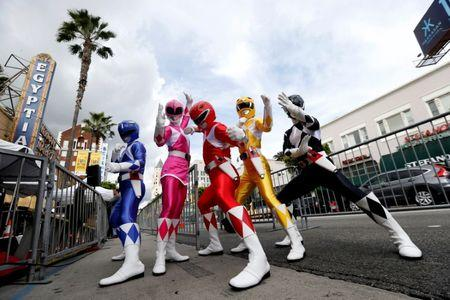 Saban's Power Rangers & More Acquired by Hasbro