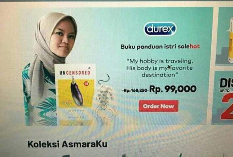 Author and Instagram influencer Citra Ayu Mustika sets the internet abuzz with her advertisement on online adult marketplace. – Picture via Twitter/redditindonesia