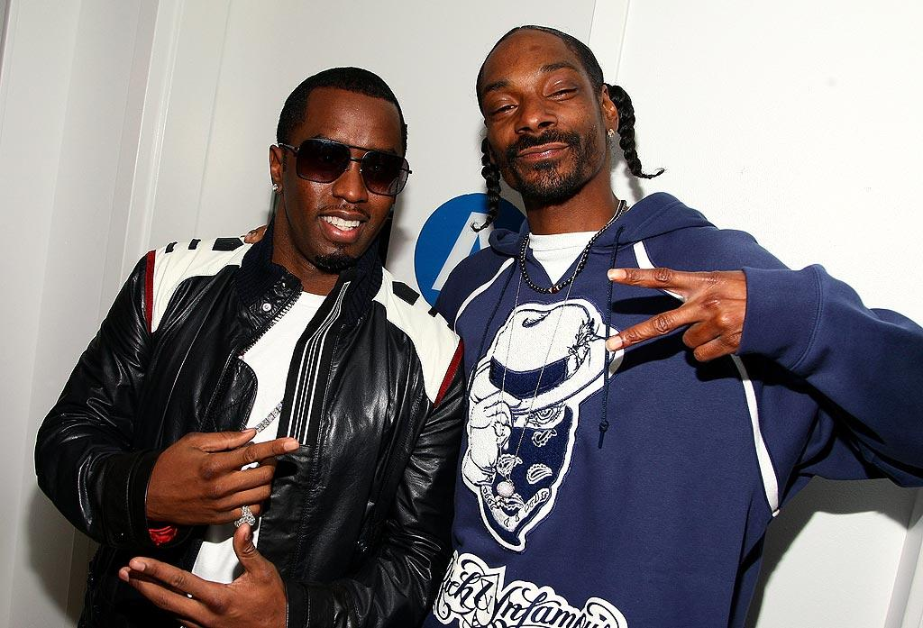 "Sean ""Diddy"" Combs and Snoop Dogg were on hand at MTV Studios to bid farewell to ""TRL."" The video request show wrapped up it's 10-year run with a live finale on Sunday. Theo Wargo/<a href=""http://www.wireimage.com"" target=""new"">WireImage.com</a> - November 16, 2008"