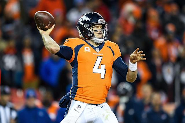 Case Keenum is reportedly headed to Washington. (Getty)