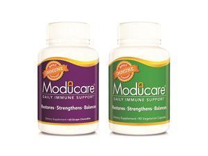 Moducare is the only effective immune modulator that has been researched and clinically tested. It is nontoxic and has no known side effects or drug interactions and is available as a dietary supplement in capsules or chewable tablets. Moducare is safe for adults and children and suitable for vegetarians.