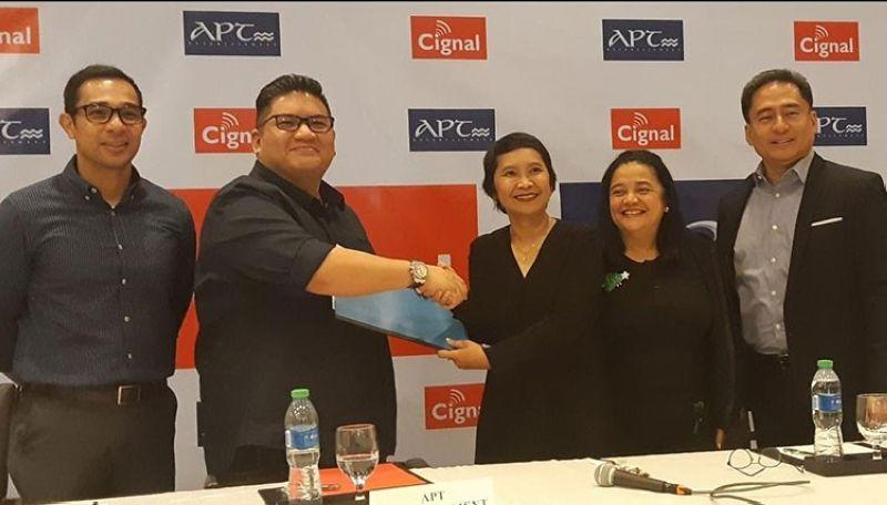 Cignal TV, APT Entertainment to launch 24/7 comedy channel in 2020