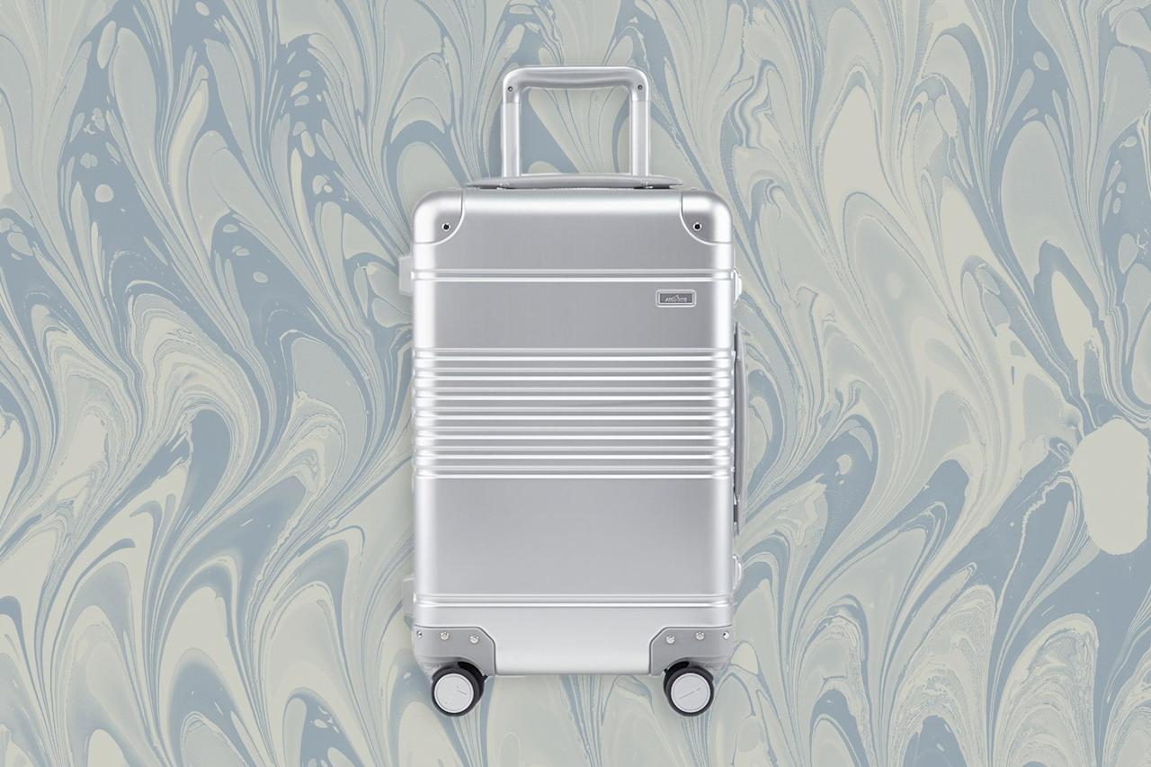 "<p>Nearly every traveler has a harrowing tale about losing a checked bag with an airline, which is why a well-designed carry-on can be a frequent flier's best friend. With both an aluminum shell and aluminum frame, this bag is as lightweight as it is sleek. It will roll effortlessly to the airport gate thanks to Arlo Skye's patented Silent Run Lisof wheels and is easy for almost anyone to lift into the plane's overhead bin. The bag also has a charger that is easily removable, making it compliant with airline policies. Arlo Skye claims the charger will juice up a dead phone to 50 percent in just 30 minutes—a gift that keeps on giving for a flier about to board an hours-long flight in a coach cabin with no outlets.</p> <p><strong>Buy Now:</strong> <a href=""https://fave.co/2mpV2Sv"" rel=""nofollow"" target=""_blank"">$550, arloskye.com</a></p>"