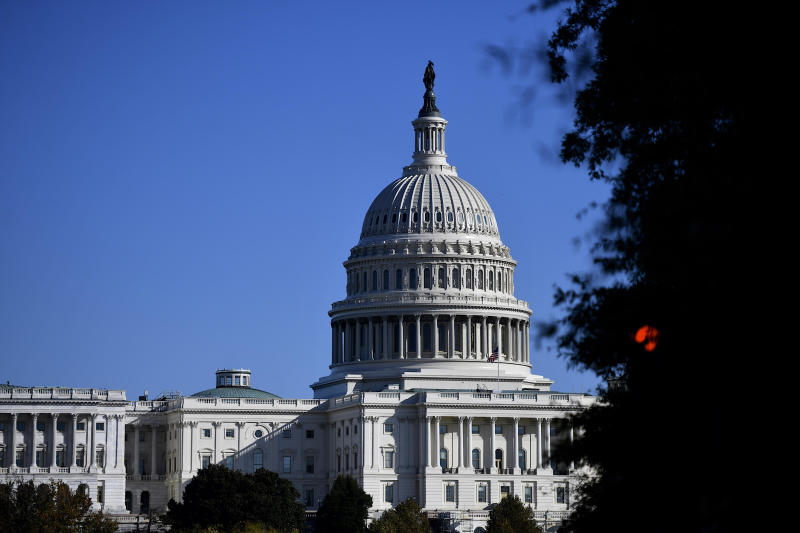 Continuing Resolution: House passes bill funding government through December