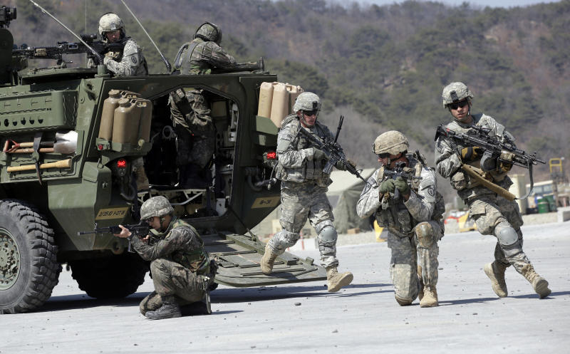 US, South Korean Defense Chiefs agree to resume combined exercises