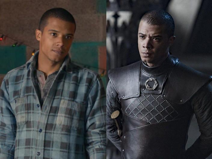 Jacob Anderson Broadchurch Game of Thrones HBO BBC