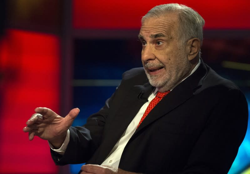 Court tosses Carl Icahn's lawsuit seeking Occidental acquisition records