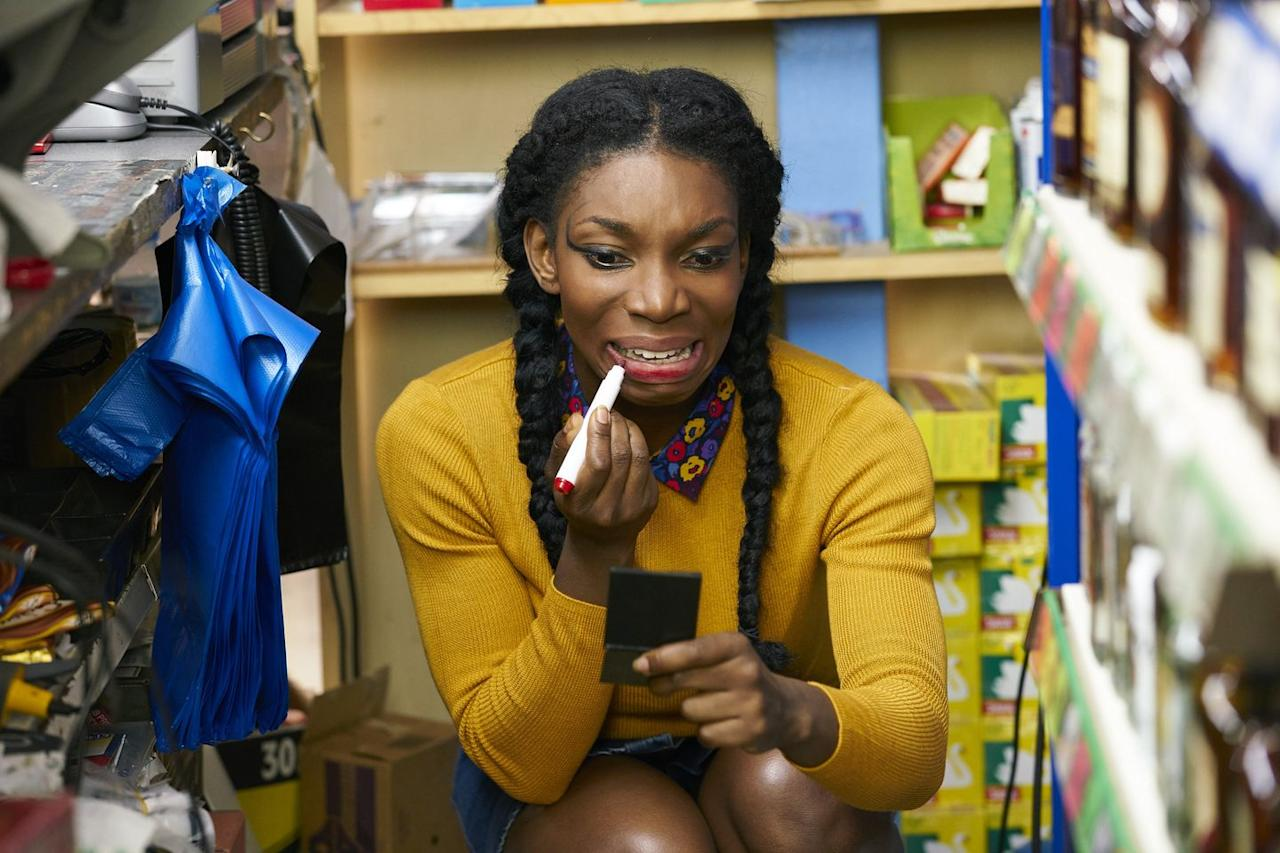 """<p>In this original Netflix series, <a href=""""https://www.oprahmag.com/entertainment/tv-movies/a24469021/best-classic-black-musical-movies/"""" target=""""_blank"""">Michaela Coel</a> stars as Tracey Gordon, a 24-year-old virgin who is raised in an extremely religious household. When she's finally ready to embrace her sexuality, she summons up the alluring <a href=""""https://www.oprahmag.com/life/work-money/a23471988/beyonce-publicist-yvette-noel-schure-career/"""" target=""""_blank"""">power of Beyoncé</a> to seduce her boyfriend. And from there, the British comedy takes its audience on a joyride through Tracey's crazy exploits and journey to self-discovery.</p><p><a class=""""body-btn-link"""" href=""""https://www.netflix.com/title/80130911"""" target=""""_blank"""">WATCH IT NOW</a></p>"""