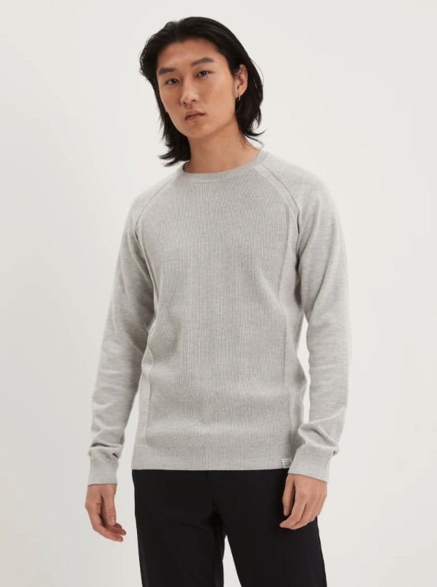 Coolmax Technical Sweater. Image via Frank and Oak.