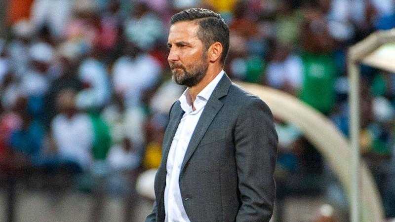 'I am a bad loser' - Zinnbauer on Orlando Pirates' defeat to Kaizer Chiefs
