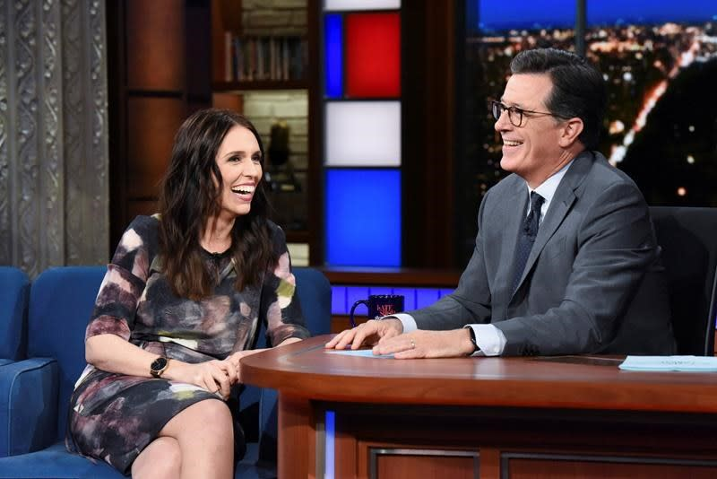 Colbert postpones visit to New Zealand after attack