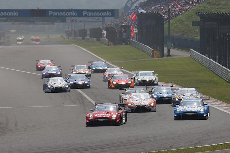 Super GT to hold first-ever night race