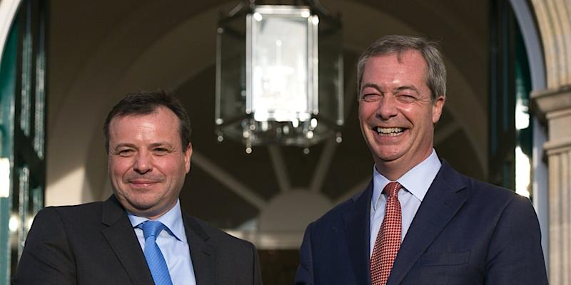 arron banks nigel farage