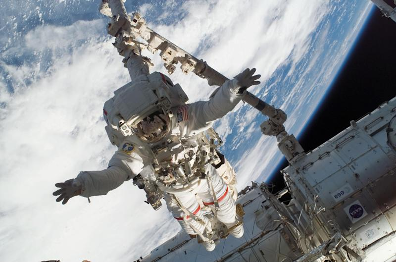 NASA warns astronauts of 'space herpes'