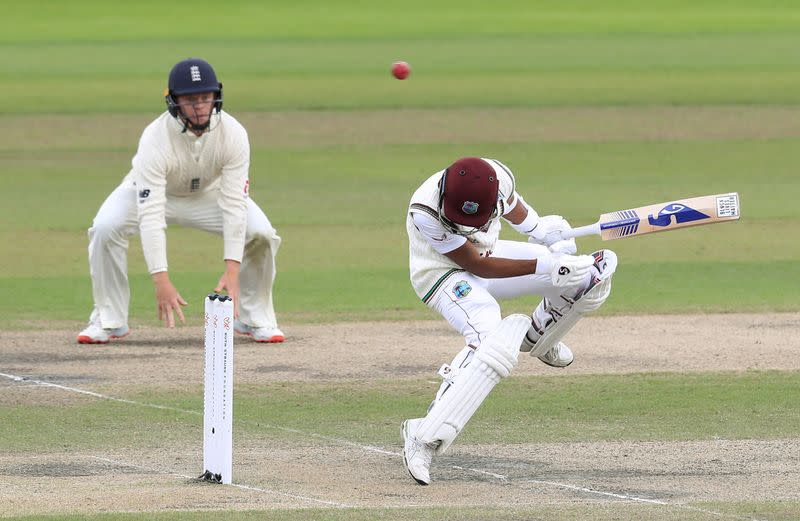 Third Test - England v West Indies