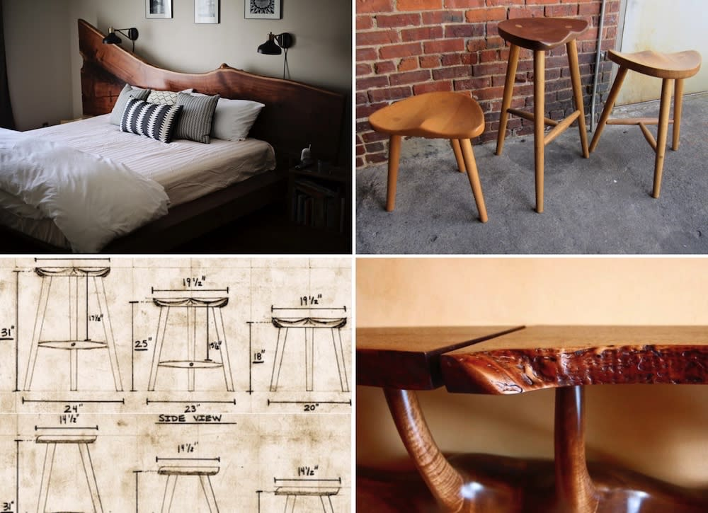 Editors 39 Picks 8 Favorite Etsy Stores For One Of A Kind Furniture