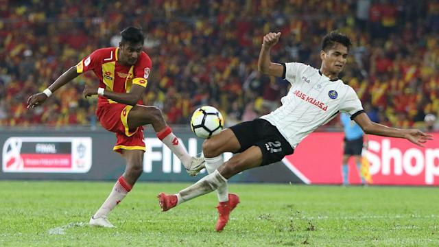 In 2020 Safuwan Baharudin will play for his third Malaysian club in his nine years in the Malaysian league, Selangor, after parting ways with Pahang.